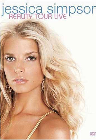 Jessica Simpson - Film en direct sur DVD Reality Tour