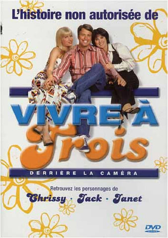 Vivre A Trois - Derriere La Camera DVD Movie