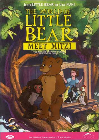 Le monde de Little Bear - Rencontrez Mitzi DVD Movie