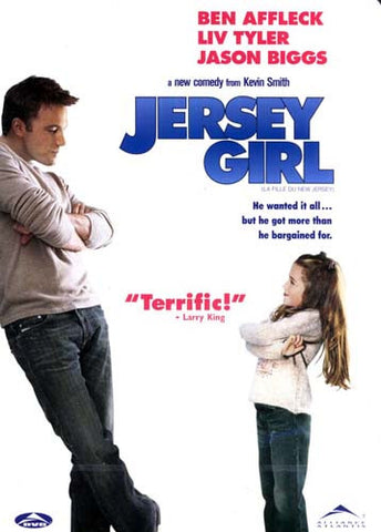 Jersey Girl (Kevin Smith)(bilingual) DVD Movie