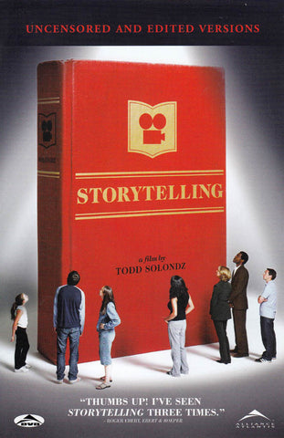 Storytelling (Uncensored And Edited Versions) DVD Movie