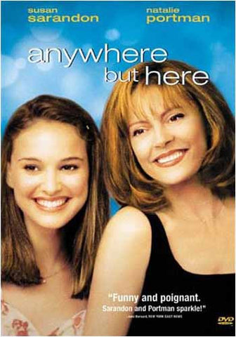 Anywhere But Here DVD Movie