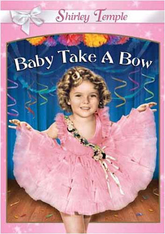Shirley Temple - Baby Take A Bow DVD Movie