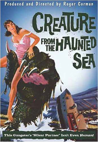 Creature from the Haunted Sea DVD Movie