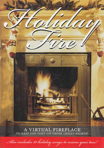 Holiday Fire DVD Movie