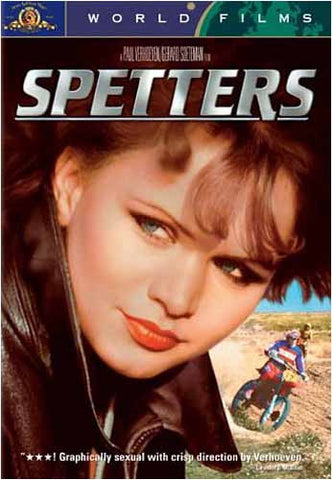 Spetters (Widescreen Edition) (MGM) DVD Film