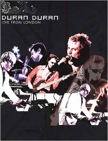Duran Duran - Live From London DVD Movie