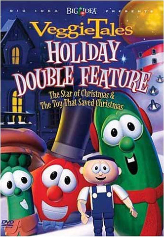 VeggieTales - Holiday Double Feature - The Toy That Saved Christmas / The Star of Christmas DVD Movie