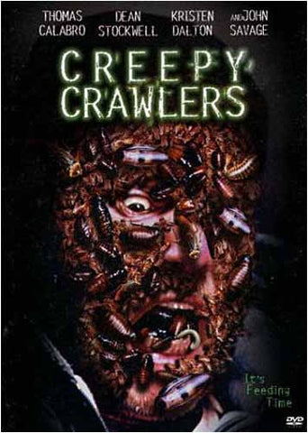 Creepy Crawlers DVD Movie