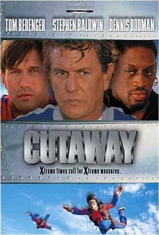 Cutaway DVD Movie
