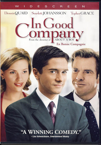 In Good Company (Widescreen Edition) (Bilingual) DVD Movie