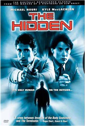 The Hidden DVD Movie