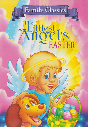 The Littlest Angel's Easter DVD Movie