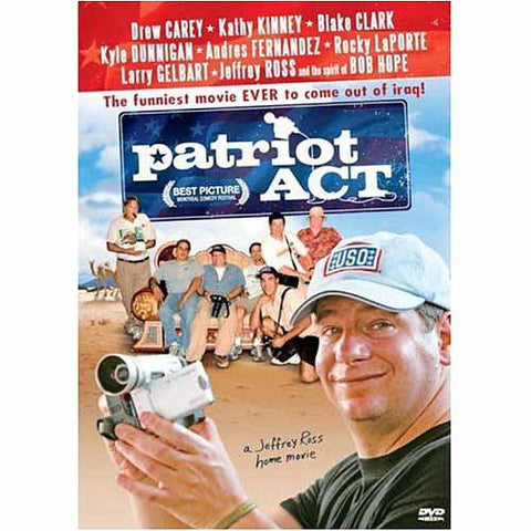 Patriot Act DVD Movie