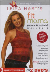 Leisa Hart's Fitmama - Prenatal and Postnatal Workouts, FitMama and Me (2-Disc)