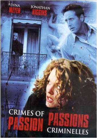 Crimes of Passion (Dina Meyer) (Bilingual) DVD Movie