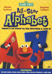All-Star Alphabet - (Sesame Street)