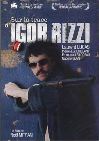 Sur la trace d Igor Rizzi DVD Movie
