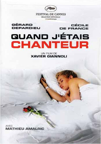 Quand J'Etais Chanteur DVD Movie