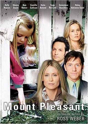 Mount Pleasant (Bilingue) DVD Film