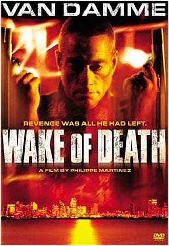 Wake Of Death DVD Movie
