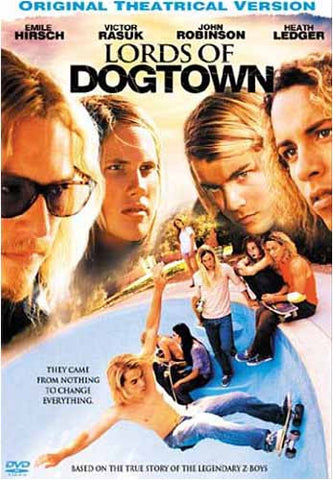 Lords of Dogtown (Original Theatrical Version) DVD Movie