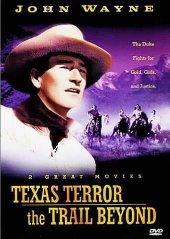 Texas Terror/The Trail Beyond DVD Movie