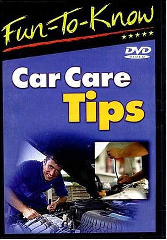 Fun to Know - Conseils d'entretien automobile DVD Film