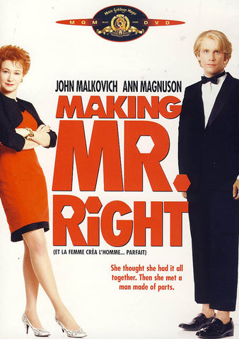 Making Mr. Right (MGM) (Bilingual) DVD Movie