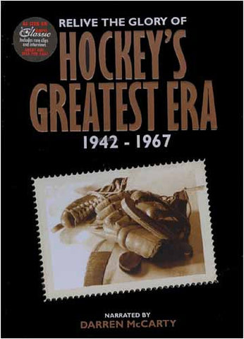 Hockey's Greatest Era DVD Movie