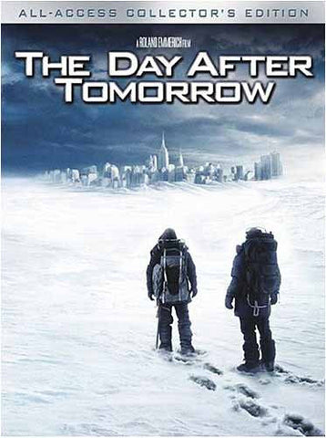 The Day After Tomorrow (édition collector à deux disques), film DVD