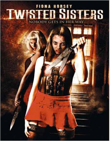Twisted Sisters (Wolfgang Buld) DVD Movie