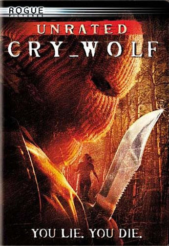 Cry Wolf (DVD en version écran large non évalué)