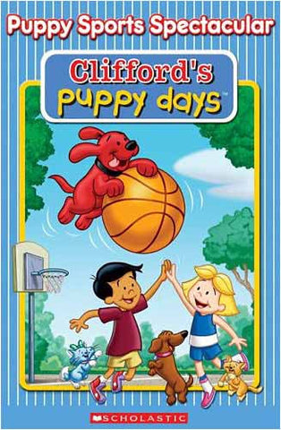 Clifford's Puppy Days - Puppy Sports Spectacular DVD Movie