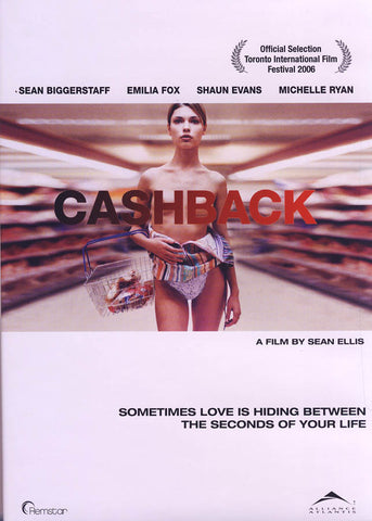 Cashback (Bilingual) DVD Movie