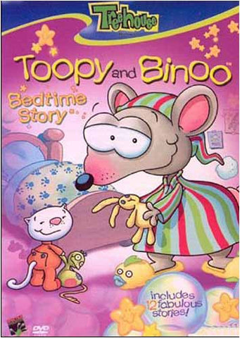 Toopy and Binoo - L'histoire de Bedtime DVD Movie