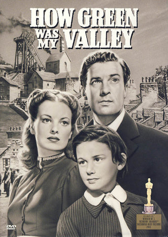 How Green Was My Valley DVD Movie