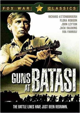 Guns at Batasi DVD Movie