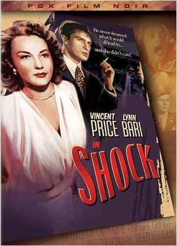 Shock (Fox Film Noir) DVD Movie