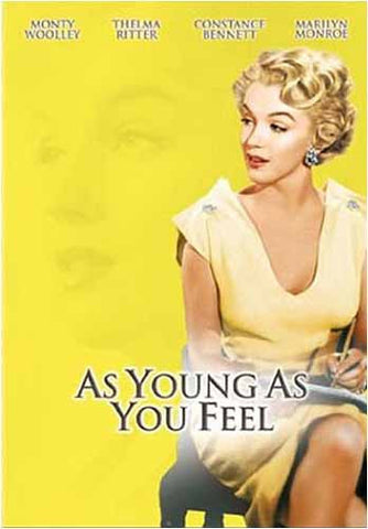 As Young As You Feel DVD Movie