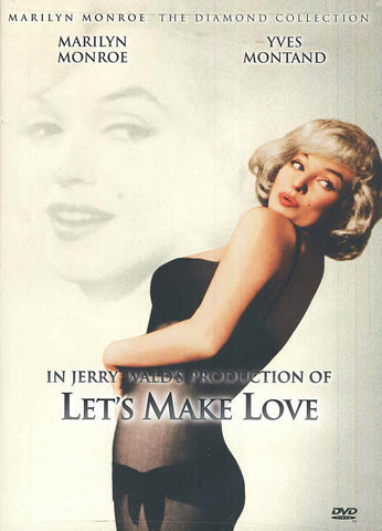 Faisons l'amour (Marilyn Monroe) (La collection Diamond) DVD Film