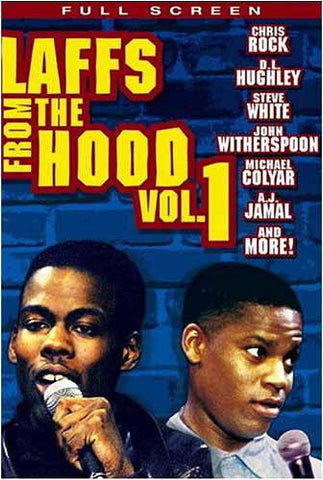 Laffs from the Hood - Vol. 1 DVD Movie