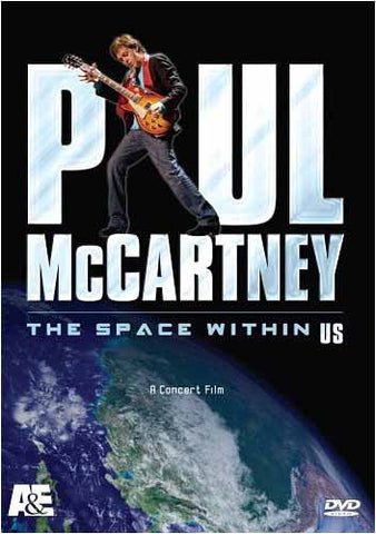Paul McCartney - The Space Within US DVD Movie