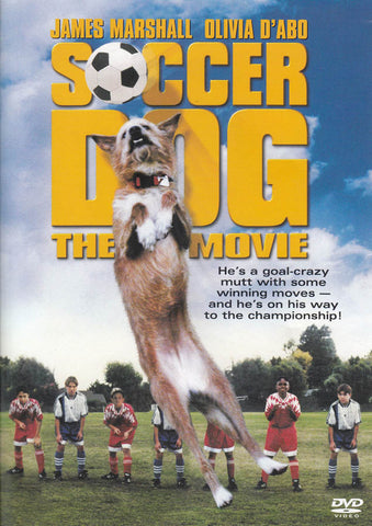 Soccer Dog - Le Film DVD Film