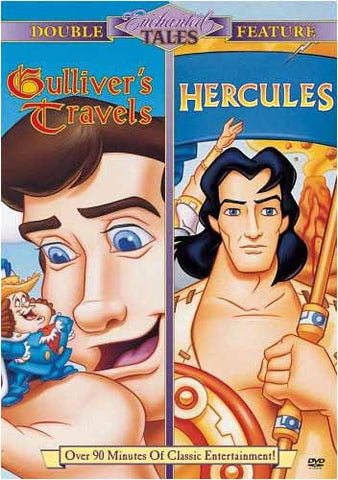 Gulliver s Travels & Hercules - Enchanted Tales (Double Feature) DVD Movie