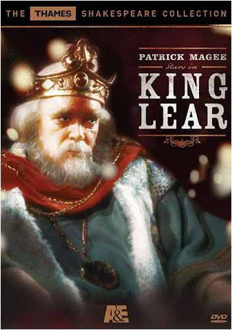 Le roi Lear (Thames Shakespeare Collection) DVD Film
