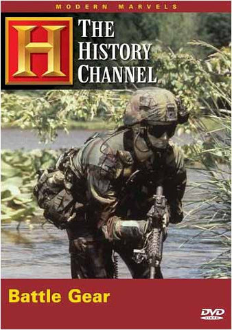Battle Gear - Modern Marvels (La chaîne de l'histoire) DVD Movie