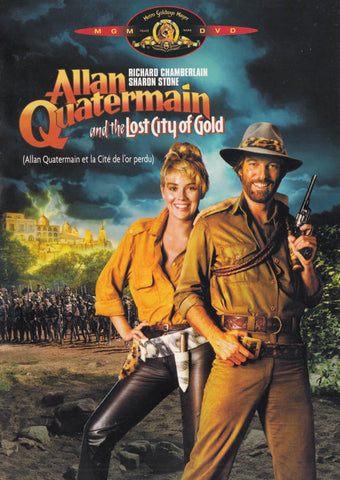Allan Quatermain And The Lost City Of Gold (Bilingual) (MGM) DVD Movie
