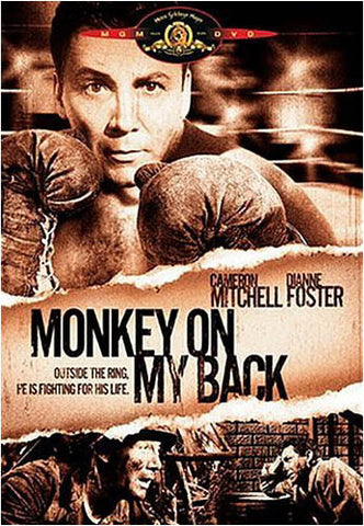 Monkey On My Back DVD Movie