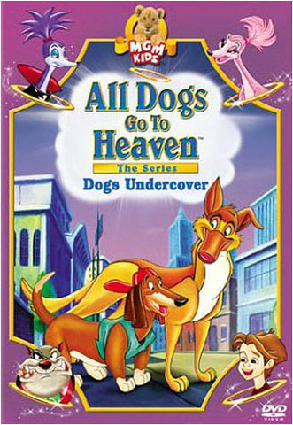 All Dogs Go to Heaven - The Series - Dogs Undercover (MGM) (Bilingual) DVD Movie